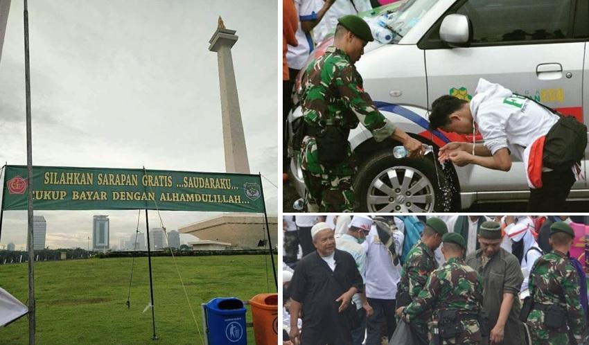 Langkah TNI jelang reuni akbar 212