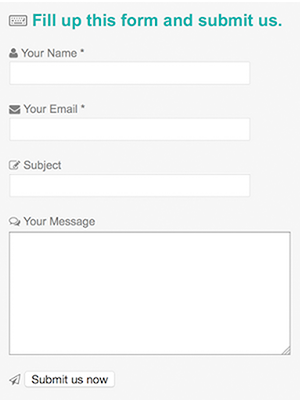 How to add Contact Form to Wordpress Blog