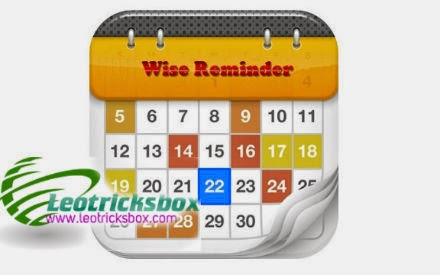 PC Software : Wise Reminder 1.17.55 + Portable