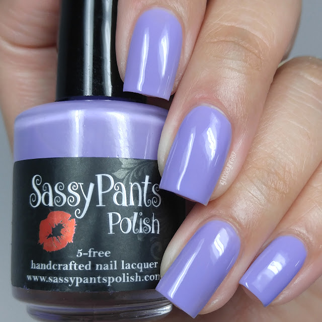 Sassy Pants Polish - Blow a Kiss