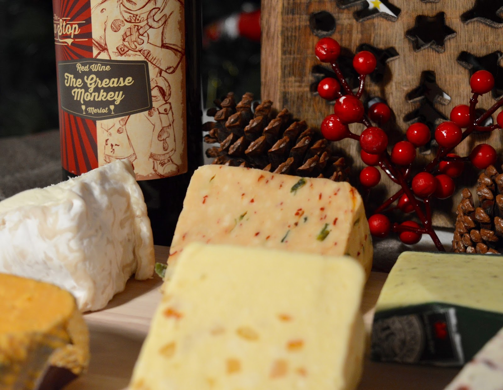 Creating a perfect Cheese Board with Matthew's Cheese Shop | The Grainger Market, Newcastle