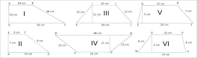 Download Soal Matematika Kelas 5 SD Bab 4 Trapesium dan Layang-Layang dan Kunci Jawaban