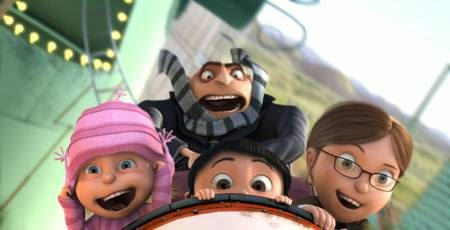 Review dan Sinopsis Despicable Me (2010)