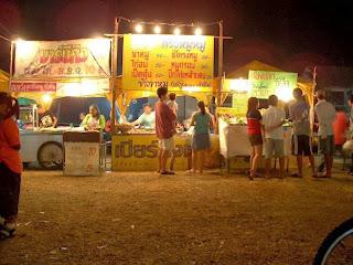 Cha Am Nachtmarkt