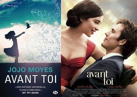 """Avant toi"" du livre au film"