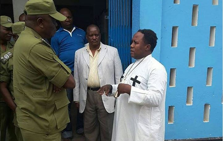 Breaking News: Nabii Tito Akamatwa na Polisi Mkoani Dodoma