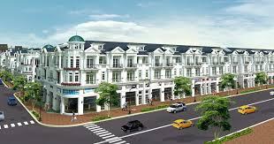 Nhà phố thương mại - shophouse Vinhomes Thăng Long, Nam An Khánh, Hoài Đức