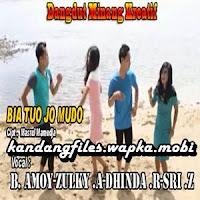 Bujang Amoy, Zulky Ananta, Dhinda Rozi & Sri Zua - Bia Tuo Jo Mudo (Full Album)