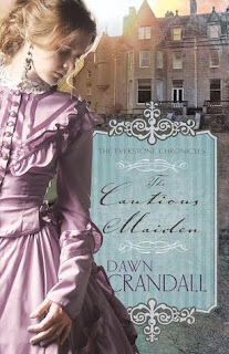 Heidi Reads... The Cautious Maiden by Dawn Crandall
