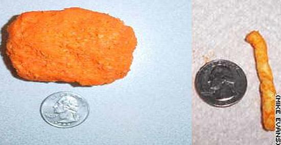 7 Curiosidades sobre Cheetos - Maior Cheetos do mundo