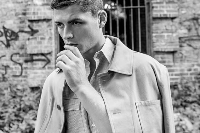 Dicas de moda masculina inverno Harry Stedman | Calitta Blog