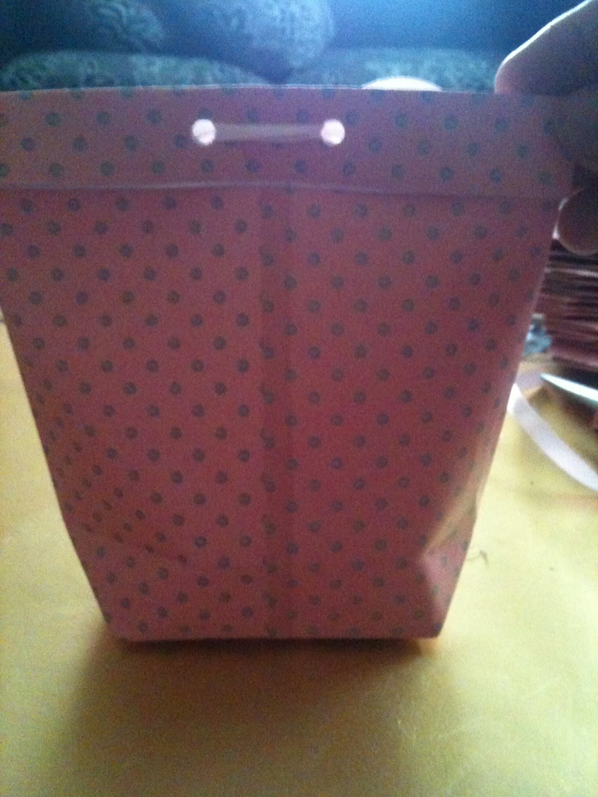 Howsweetyoucanbe Paper Bag Diy For My Doof Gift Da Siap