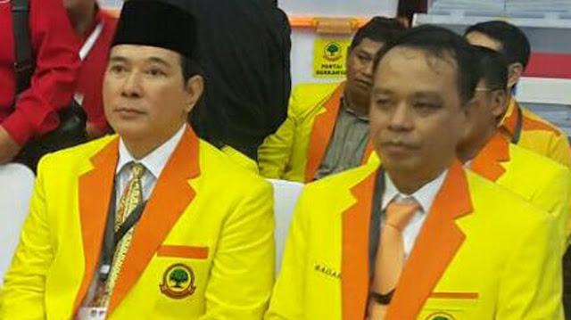 Jurkamnas IYL-Cakka dari Partai Berkarya, Ada Tommy Soeharto