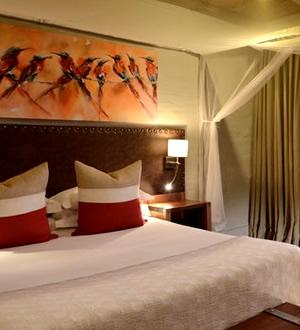 Victoria Falls Safari Lodge Deluxe Room