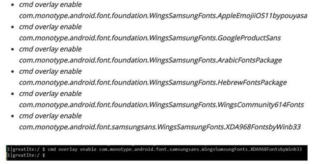 Cara Memasang Font Pada Ponsel Samsung Tanpa Root (2018)
