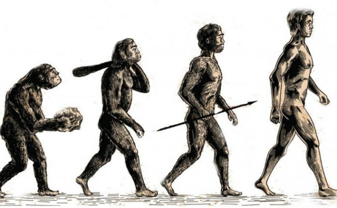 Ανατροπή της θεωρίας του Δαρβίνου από Ελβετούς επιστήμονες και έβγαλαν άλλη ηλίθια θεωρία: «Όλοι προερχόμαστε από δύο μόνο ανθρώπους»