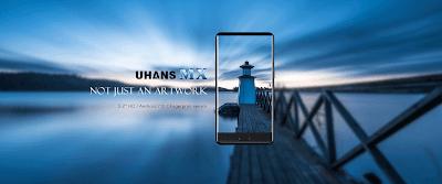 UHANS MX smartphone