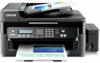 Epson L550 Driver Printer Download