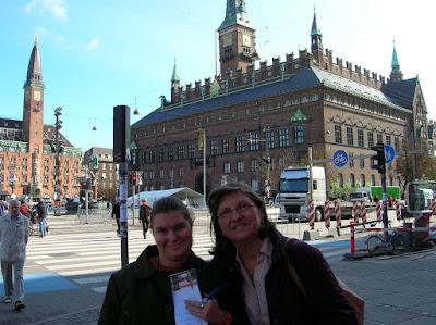 Ayuntamiento de Copenhague, dinamarca, Copenhagen city hall, Denmark, ville de Copenhague, Danemark, Københavns Kommune, Danmark, vuelta al mundo, round the world, La vuelta al mundo de Asun y Ricardo