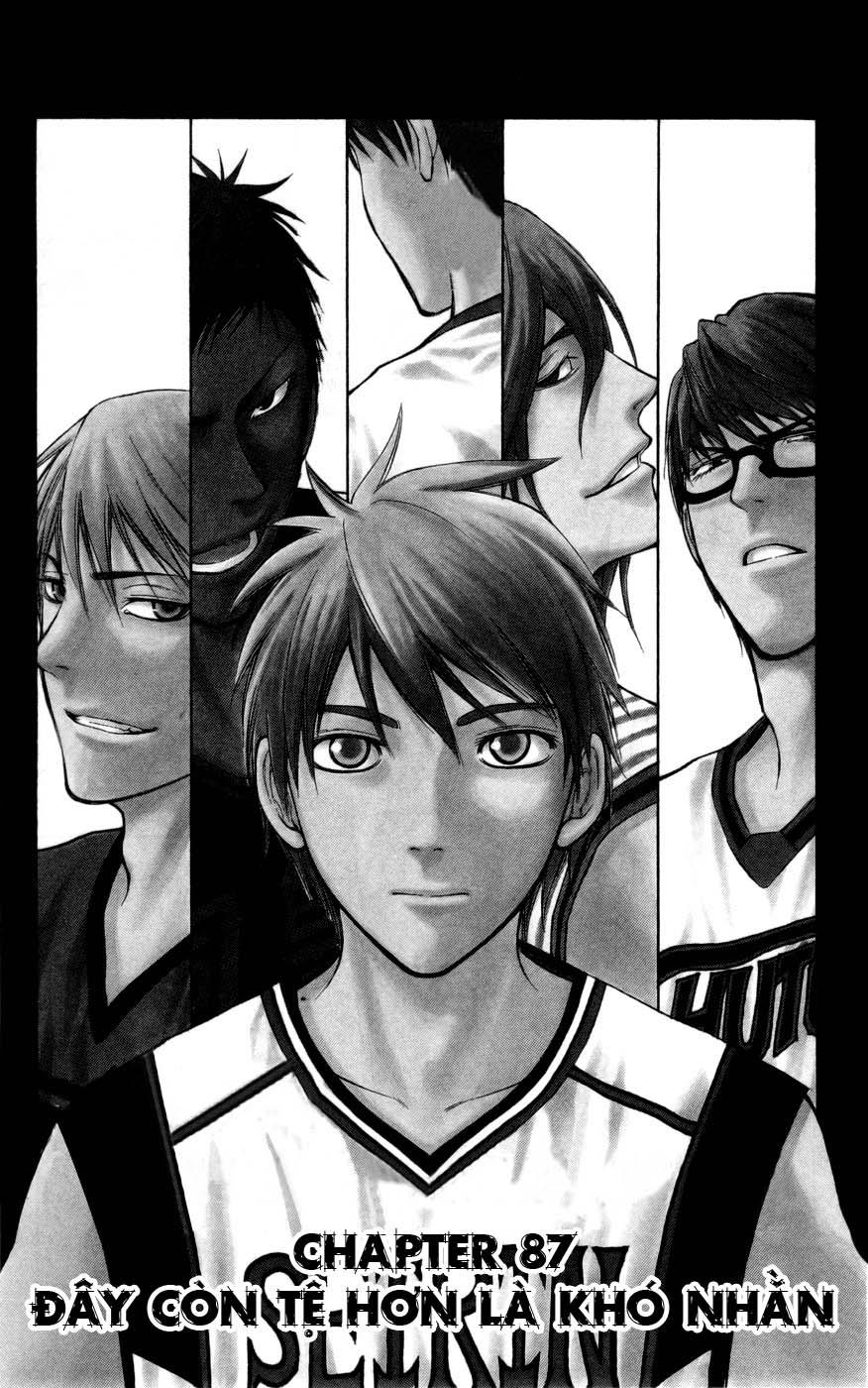 Kuroko No Basket chap 087 trang 1