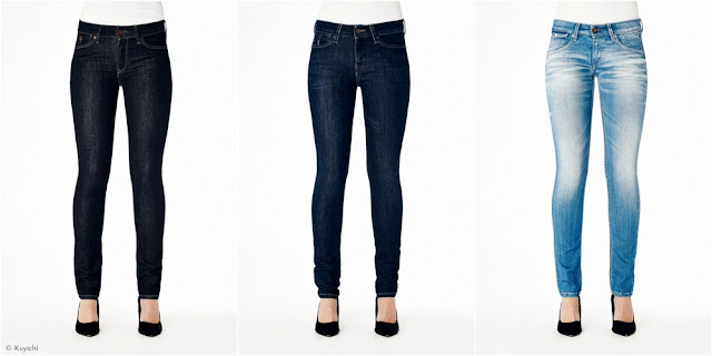 Eco-alternatives to skinny jeans - Kuyichi