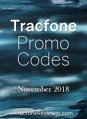 tracfone promo code nov 2018