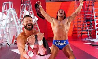 WWE - La nueva mejor pareja de RAW la conforman Bobby Roode y Chad Gable