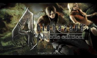 Download Game Khusus Android Gratis Resident evil 4