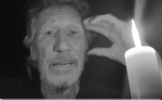 Roger Waters denuncia el asedio contra la embajada de Venezuela en EE.UU.
