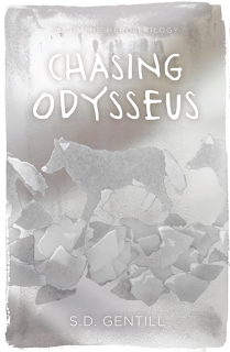 Chasing Odysseus by S.D. Gentill book cover