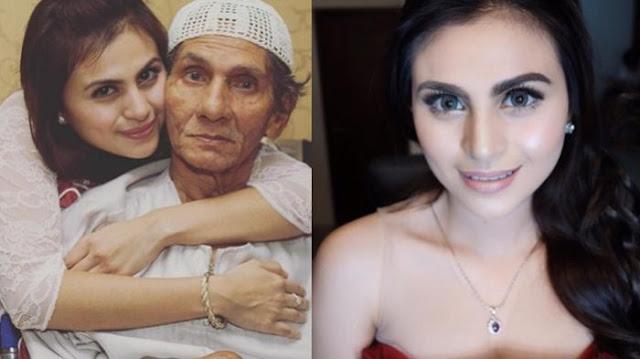 Ayah Artis Cantik Asha Syara (Munaroh) Meninggal, Pesan Terakhirnya Bikin Netizen Trenyuh