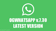 Download OGWhatsApp v7.30 Latest Version Android
