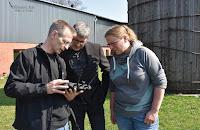 In Looft wird eine Drone zur Kitzrettung getestet