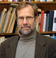 Environmental Historian Cumbler at Chapman Museum
