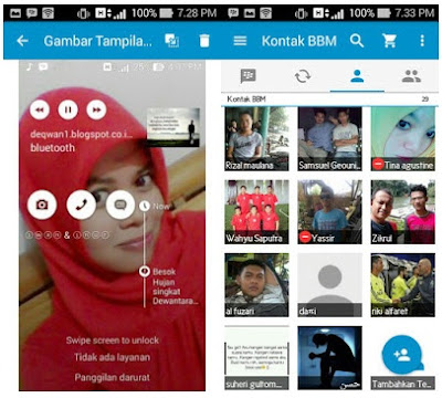 Download BBM Mod Full DP Tanpa Cropping Version 3.0.1.25 Apk