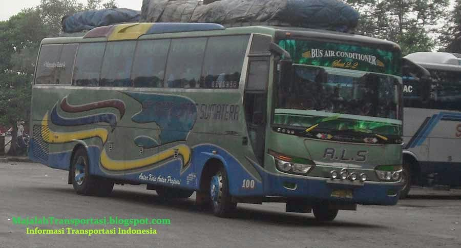 Harga Tiket Bus Als April 2019 E Transportasi