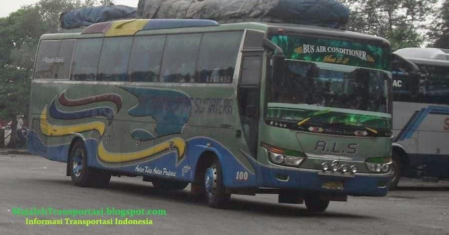 Harga Tiket Bus Als April 2019 E Transportasi Com