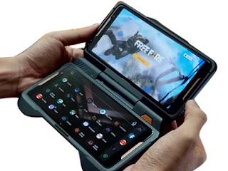 Fitur Gila yang belum anda ketahui tentang (HP Gaming) ROG Phone