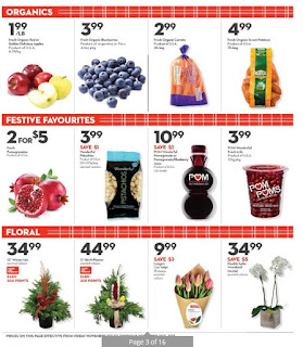 Longos flyer this week November 17 - 30, 2017