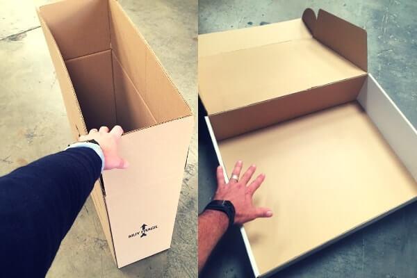cajas para patinetes eléctricos