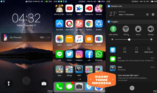 Xiaomi Theme Indonesia