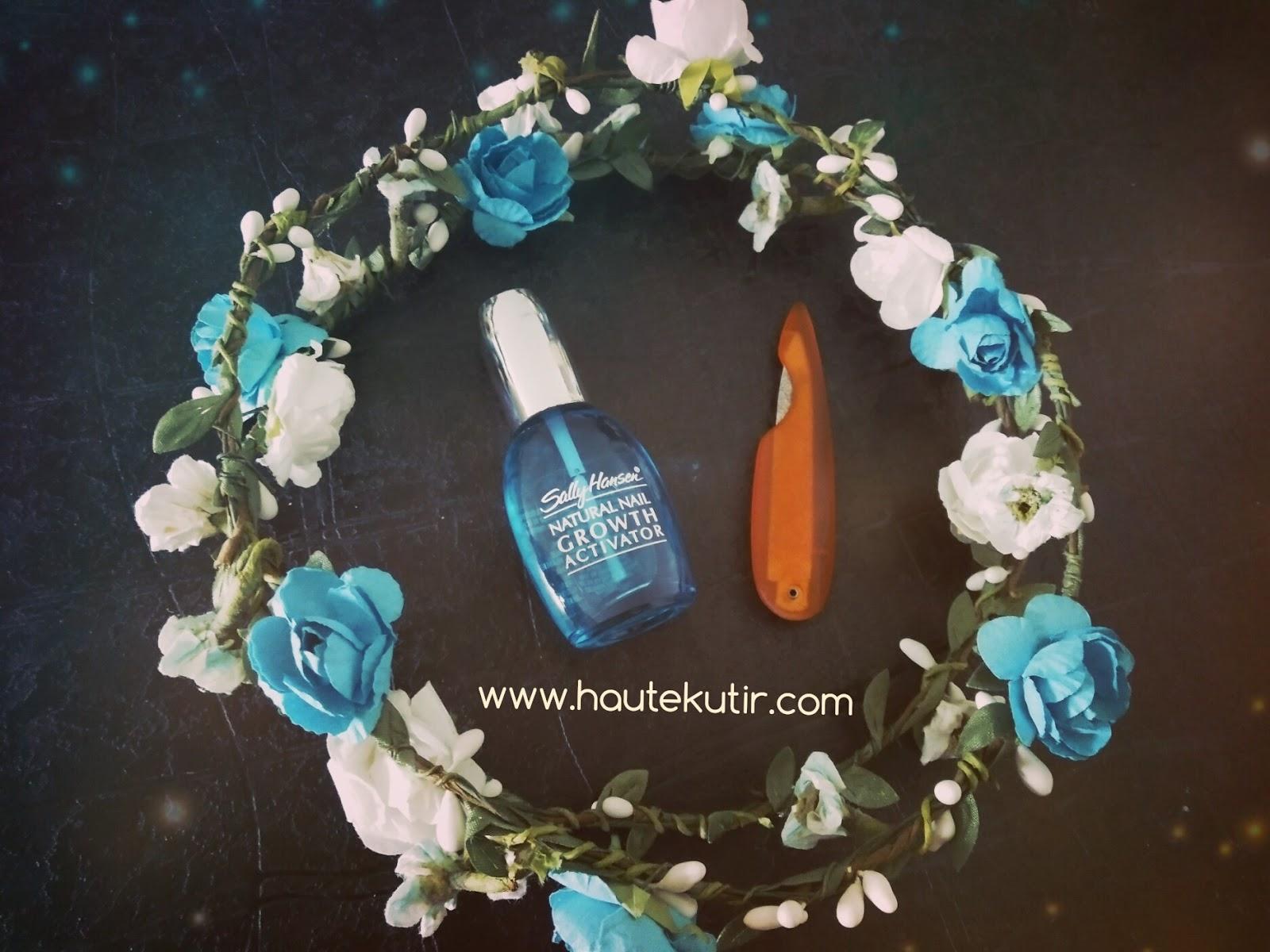 How I TLC My Nails with Sally Hansen #AskEkta #BeautyTips - Haute Kutir
