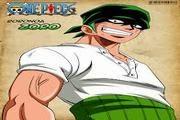 لعبة مغامرات ون بيس وانقاذ زورو 2 One Piece Gallant Fighter