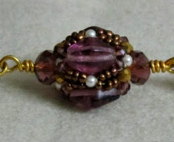easy beaded bead , http://kalaabhushan.blogspot.in/