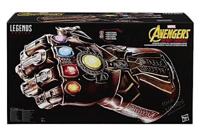 Hasbro Marvel Avengers Infinity War Infinity Gauntlet Toy