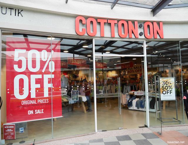 Cotton: On