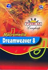 BUKU MACROMEDIA DREAMWEAVER 8