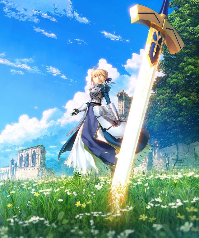 Fate/stay night conmemorará su aniversario número 15 con un nuevo proyecto