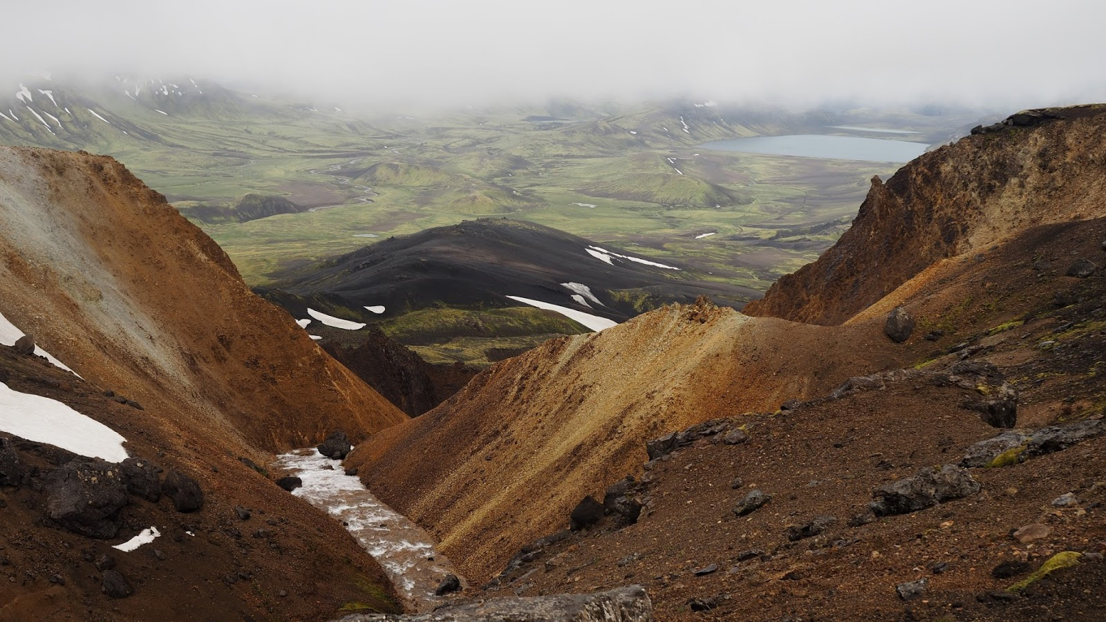 Islandia trekkng, blog o Islandii