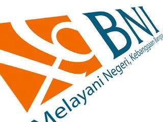 Lowongan Kerja Resmi BANK BNI Jakarta PT Bank Negara Indonesia (Persero) Tbk